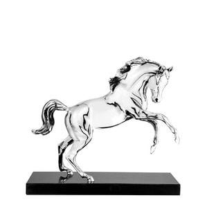 """Статуэтка """"Арабская лошадь"""" 23,5 x 25 x 8,5см"""
