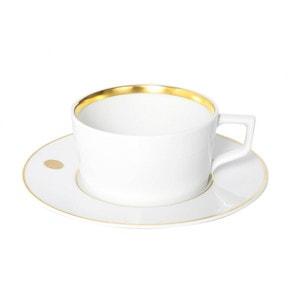 Чашка чайная с блюдцем, 150мл