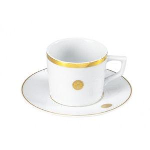 Чашка эспрессо с блюдцем, 100мл