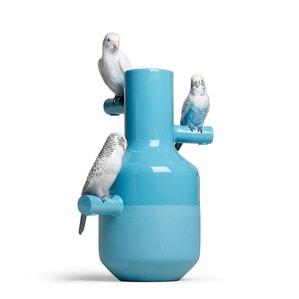 """Ваза """"Parrot Parade"""" 41 x 25см"""