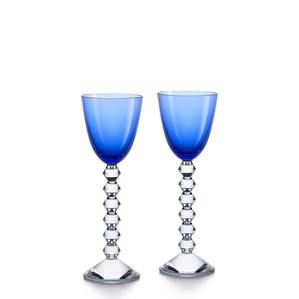 """Бокал для вина """"Синий"""", 2шт. 220мл"""