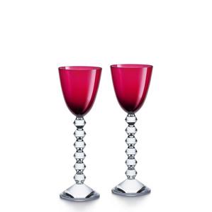 """Бокал для вина """"Красный"""", 2шт. 220мл"""