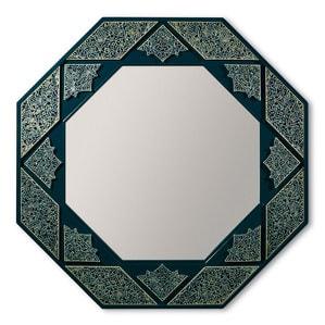 Зеркало восьмиугольное (арабеска) 80 x 80см