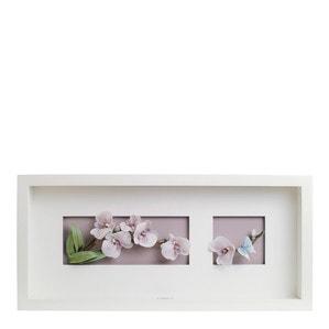 """Настенное панно """"Орхидеи"""" 23 x 50см"""