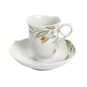 Кофейная чашка с блюдцем, 180мл