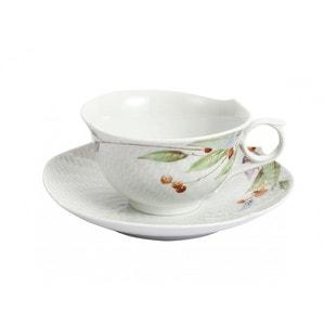 Чашка чайная с блюдцем, 170мл