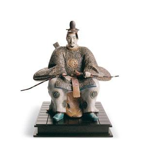 "Статуэтка ""Японский дворянин I"" 38 x 34см"
