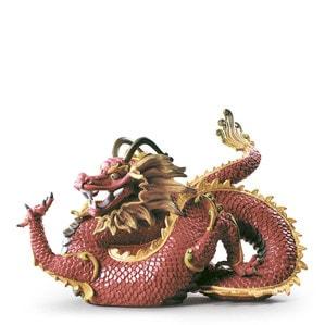 """Статуэтка """"Величественный дракон"""" 26 x 31см"""