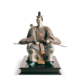 "Статуэтка ""Японский дворянин II"" 38 x 34см"