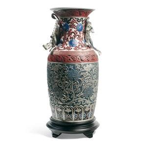 "Ваза ""Восточная ваза (синяя)"" 54 x 26см"