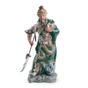 """Статуэтка """"Древний воин династии"""" 48 x 23см"""