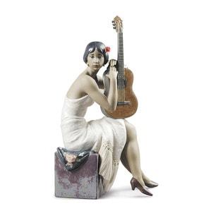"""Статуэтка """"Певец Фламенко"""" 45 x 25см"""