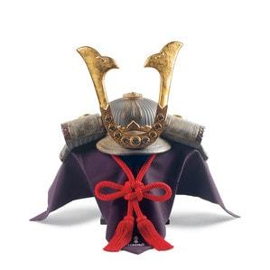 "Статуэтка ""Самурайский шлем"" 35 x 30см"