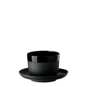 Чашка эспрессо с блюдцем 0,21л