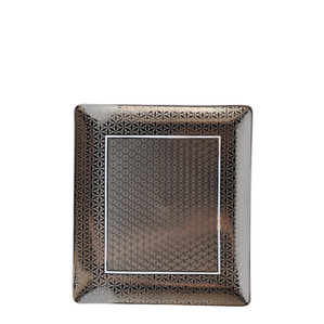Чаша прямоугольная 22x19,5см