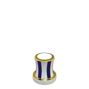 Декоративная ручка-кнопка для дверцы 6,5x5,5см