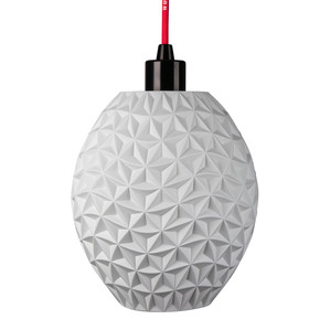 Подвесная лампа 25см