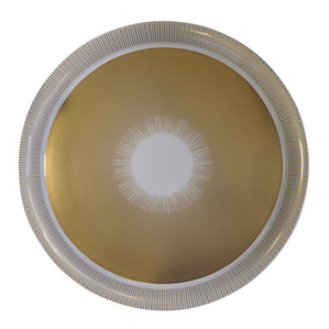 Блюдо круглое глубокое 48см