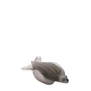 """Статуэтка """"Морская черепаха - серый"""" 16см"""