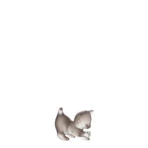 "Статуэтка ""Котяенок - серый"" 5см"