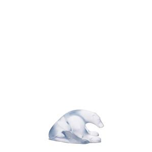 """Статуэтка """"Полярный медведь - белый"""" 10см"""