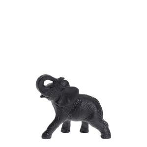 """Статуэтка """"Слон - черный"""" 12см"""