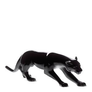 """Статуэтка """"Пантера - черный"""" 42см"""
