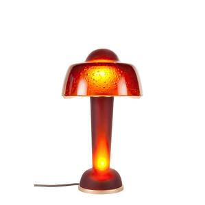 """Настольная лампа """"Красный"""" 43см"""