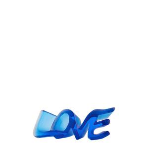 """Статуэтка """"Love - синий"""" 16,5см"""