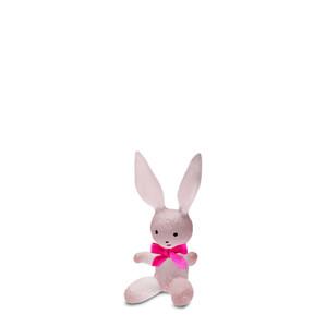 """Статуэтка """"Кролик - розовый"""" 13см"""