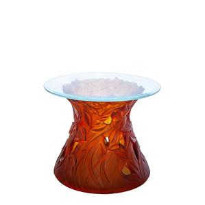 """Приставной столик """"Янтарный"""" 60х50см"""