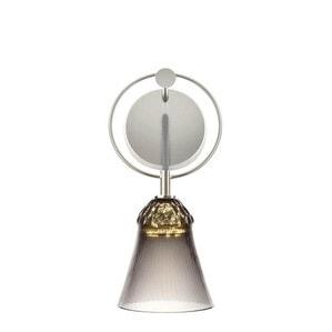 """Бра, настенный светильник """"Фланель-серый"""" 29 x 12см"""