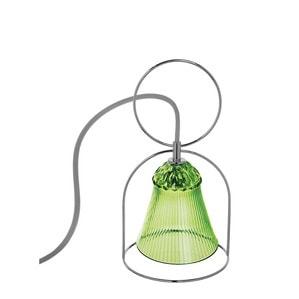"""Настольная лампа """"Шартрёз-зеленый"""" 30 x 15,8см"""