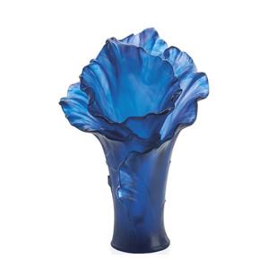 """Ваза """"Синий"""" 42см"""