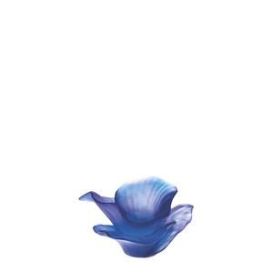 """Статуэтка """"Цветок - синий"""" 9,8см"""