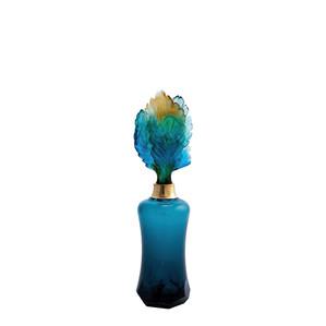 """Флакон для духов """"Золотой, янтарный, синий, зеленый"""" 125мл"""