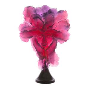 """Статуэтка """"Паноптес - красный, фиолетовый"""" 83см"""