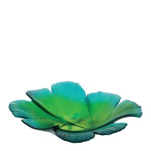 "Чаша ""Зеленый, синий"" 42см"