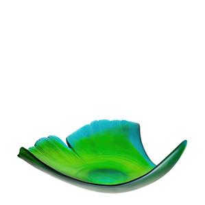 """Чаша """"Зеленый"""" 34см"""