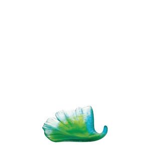 """Статуэтка """"Лист - зеленый"""" 9,5см"""