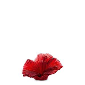"""Статуэтка """"Цветок - красный"""" 11см"""