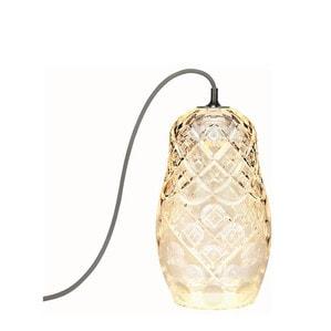 "Настольная лампа ""Прозрачный"" 34 x 19см"