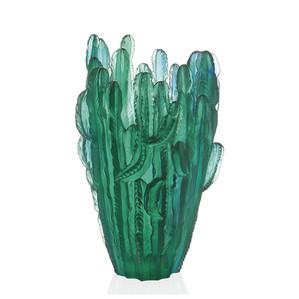 """Ваза """"Зеленый"""" 41см"""