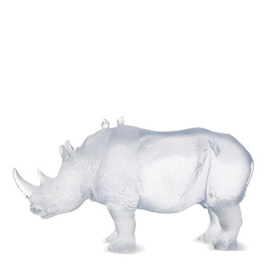 "Статуэтка ""Носорог - белый"" 43см"