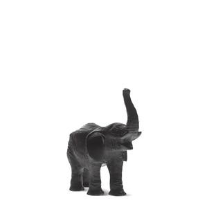 """Статуэтка """"Слон - черный"""" 15см"""