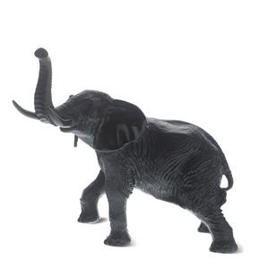 """Статуэтка """"Слон - черный"""" 41см"""