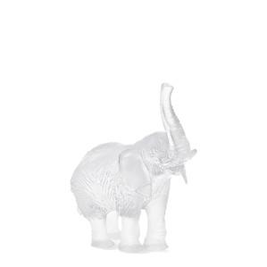"""Статуэтка """"Слон - белый"""" 23см"""