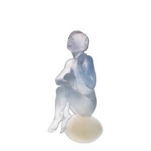 "Статуэтка ""Афродита - синий, белый"" 30см"