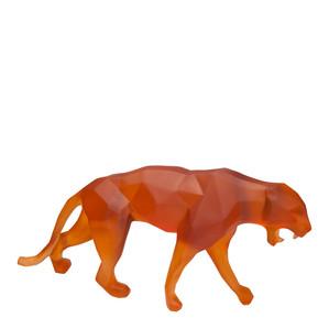 """Статуэтка """"Дикая пантера - оранжевый"""" 73см"""