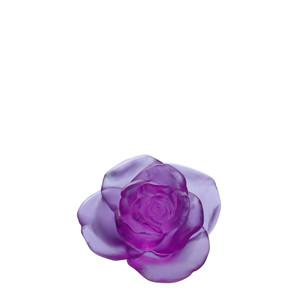 """Статуэтка """"Роза - фиолетовый"""" 11см"""